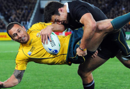 Is a 'three years off, one year on culture' invading Australian rugby?