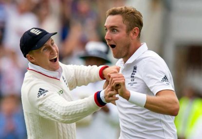 Jimmy Anderson and Stuart Broad poised to set an impressive record