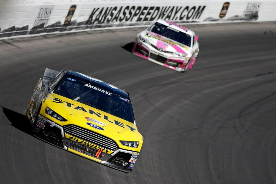 Marcos Ambrose in NASCAR