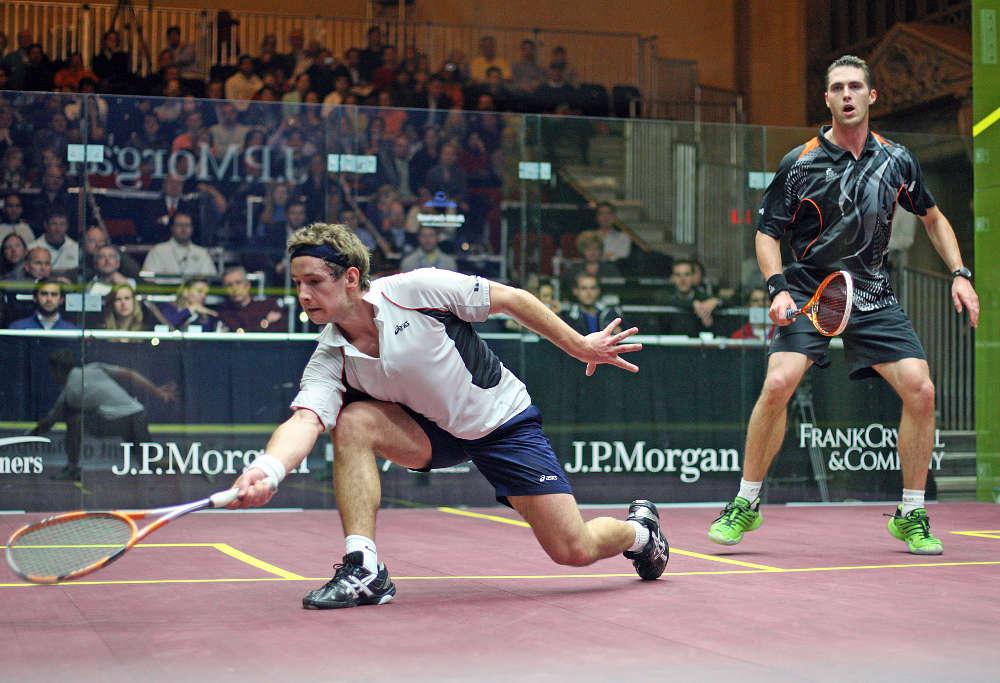 Aaron Frankcomb vs David Palmer -Tournament of Champions - 2009