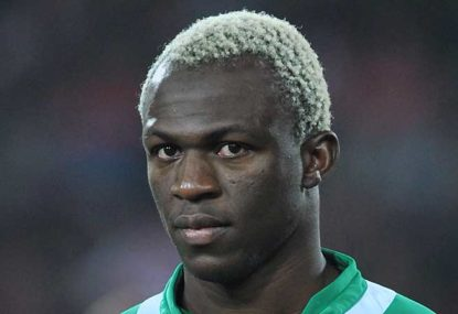 The fiery return of Arouna Kone