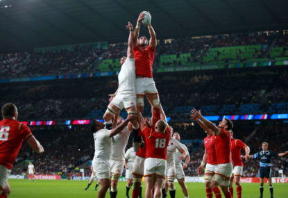 England vs Wales is poetry in motion