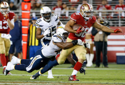 San Francisco 49ers vs Minnesota Vikings: How to watch Jarryd Hayne's first NFL game on TV and streaming online