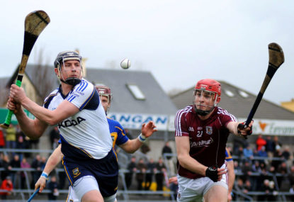 Hurling, the beauty of something different