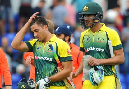 Australian player ratings: ODI Game 1
