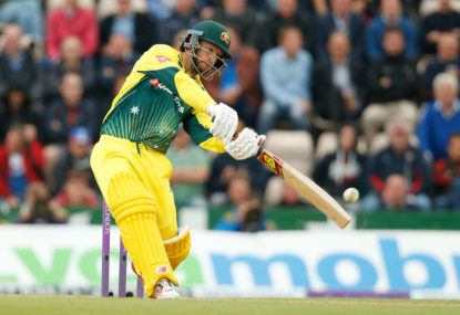 Wade the difference for Australia at the Ageas Bowl