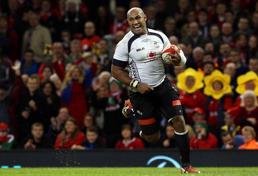 Fiji rugby player Nemani Nadolo