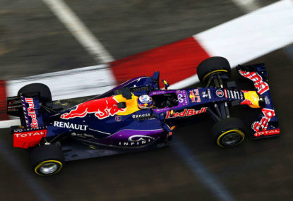 Red Bull quit threat is holding Formula One hostage