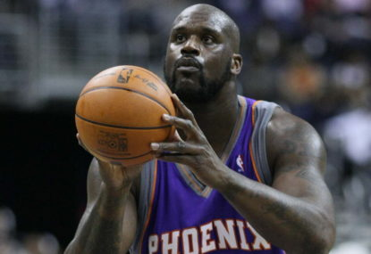 Centre stage: Who will be the NBA's last great big man?