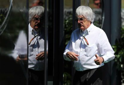 Bernie Ecclestone replaced as Formula One boss