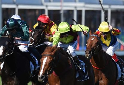 Mornington quaddie preview March 23rd
