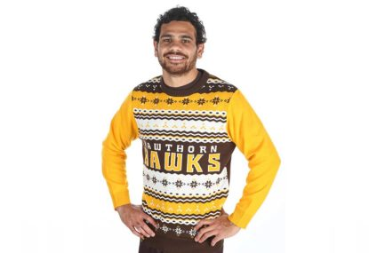 Is the Ugly Sweater a piece of merchandising genius or a total fail?
