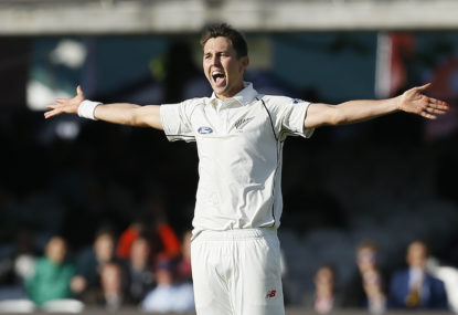 WATCH: Trent Boult dismantles England in first Test