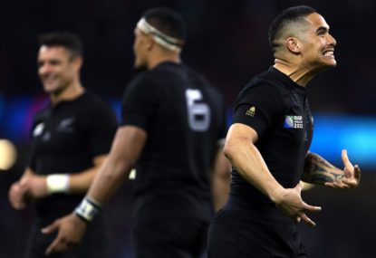 All Blacks too complete for flaky France