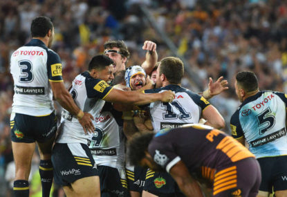 Brisbane Broncos vs North Queensland Cowboys highlights: NRL live scores, blog