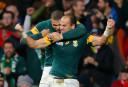 Springboks, he who dares wins