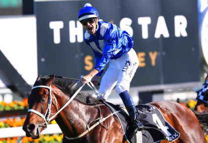 Winx reminds us why she's the greatest of all time