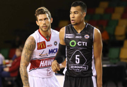 Why Melbourne United deserve to be NBL favourites