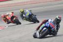 Rossi 'comfortable' in wet Aragon comeback