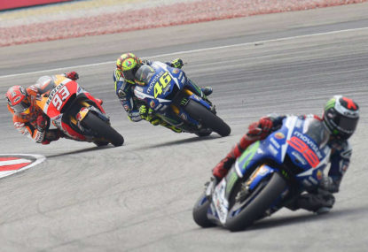 Will Valentino Rossi be champion again?