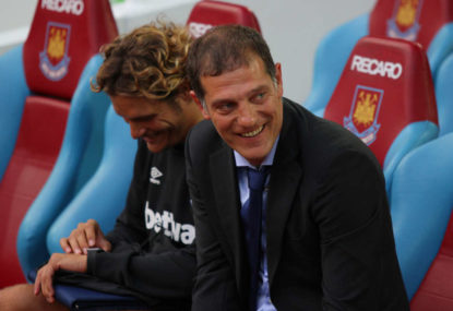 De Boer gone, Bilic next on the EPL hit list