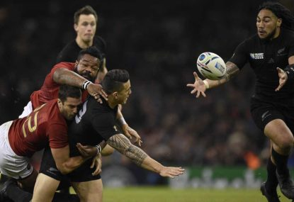 Did the All Blacks show enough in that masterclass against Les Bleus?