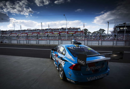 Is it the end for Volvo in V8s?