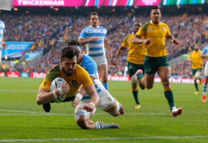 An emergency Bledisloe Cup recall for Adam Ashley-Cooper? No thanks