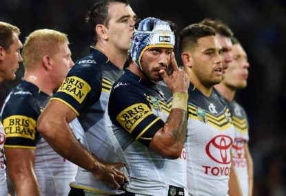 Cowboys the NRL team to beat says Smith