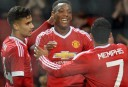 Manchester United make a statement with win over Leicester