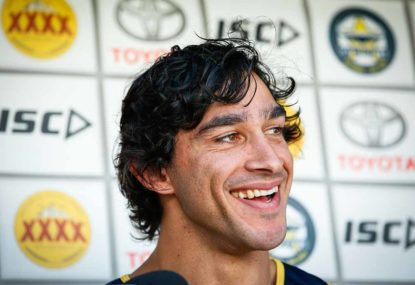 Thurston aiming for record fifth NRL award