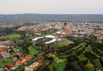 Forget Adelaide Oval Number 2, give us a  ground in rural areas