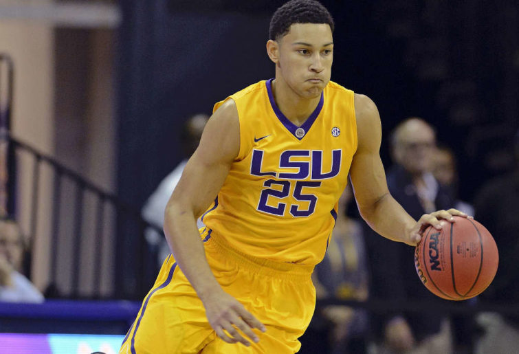 Ben Simmons college basketball