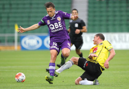 Wellington Phoenix vs Perth Glory: Match Review