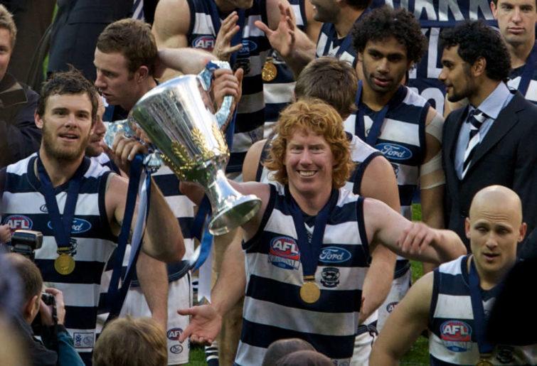 Geelong Cats premiership era