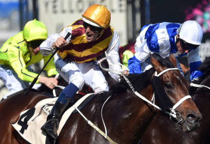 Behind the barriers: Five bets for Ballarat