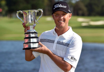 Aussie Matt Jones wins PGA's Honda Classic