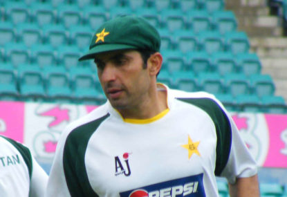 When Misbah realised Imran's dream