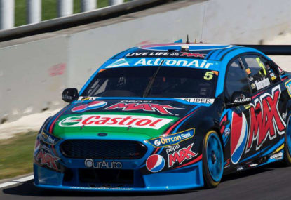 Can Winterbottom wrap up the championship at the Island?