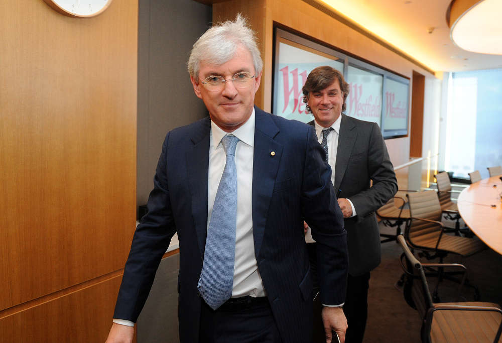Steven Lowy and Peter Lowy