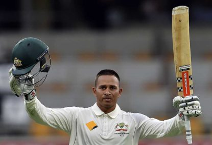 Patience and resolve key to Khawaja's success