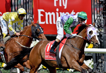 The Everest is not the Melbourne Cup, and should stop trying to be