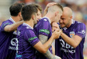 Perth Glory vs Melbourne Victory: A-League live scores
