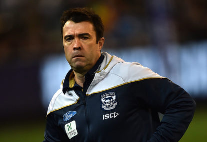 Chris Scott set to extend stint at Cats