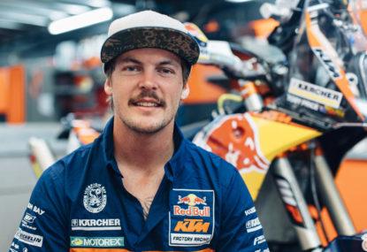 Meet Toby Price: An Aussie taking on the Dakar Rally