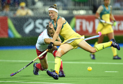 Smith excited by young Hockeyroos