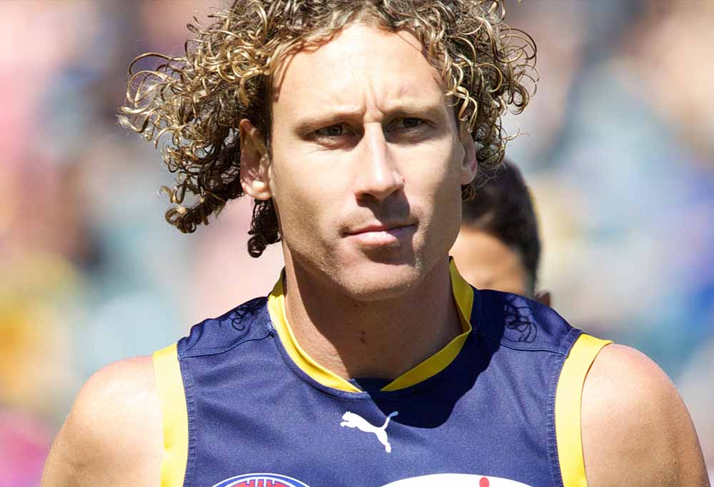 Matt Priddis West Coast Eagles