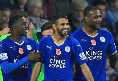 The perils of riding the Leicester City bandwagon