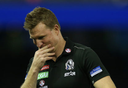 The ten steps that have taken Collingwood down the path to hell