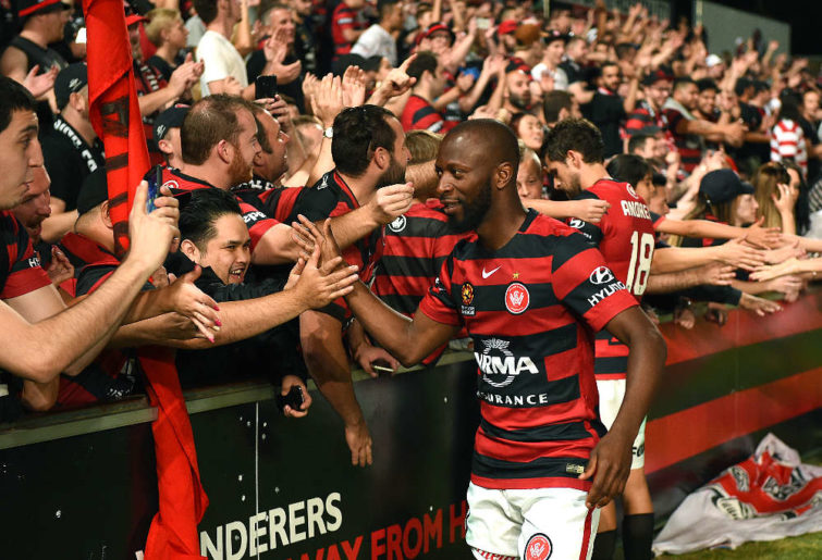 Romeo Castelen Western Sydney Wanderers